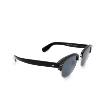 Oliver Peoples® Square Sunglasses: Cary Grant 2 Sun OV5436S color Black 10053R.