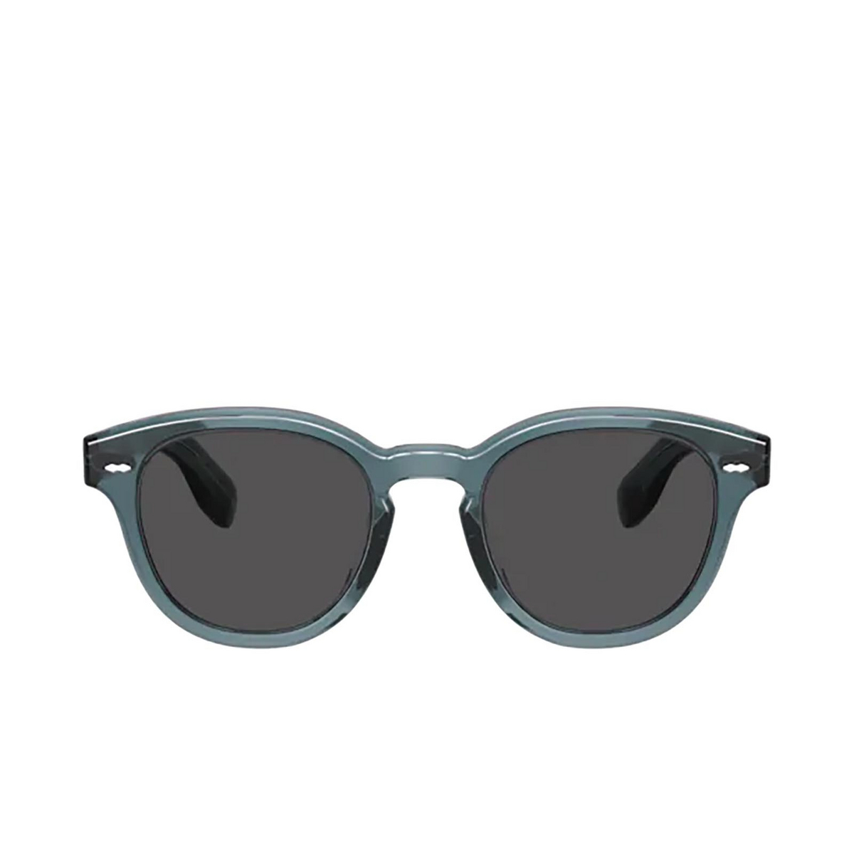 Oliver Peoples® : Cary Grant Sun OV5413SU color Washed Teal 1617R5.