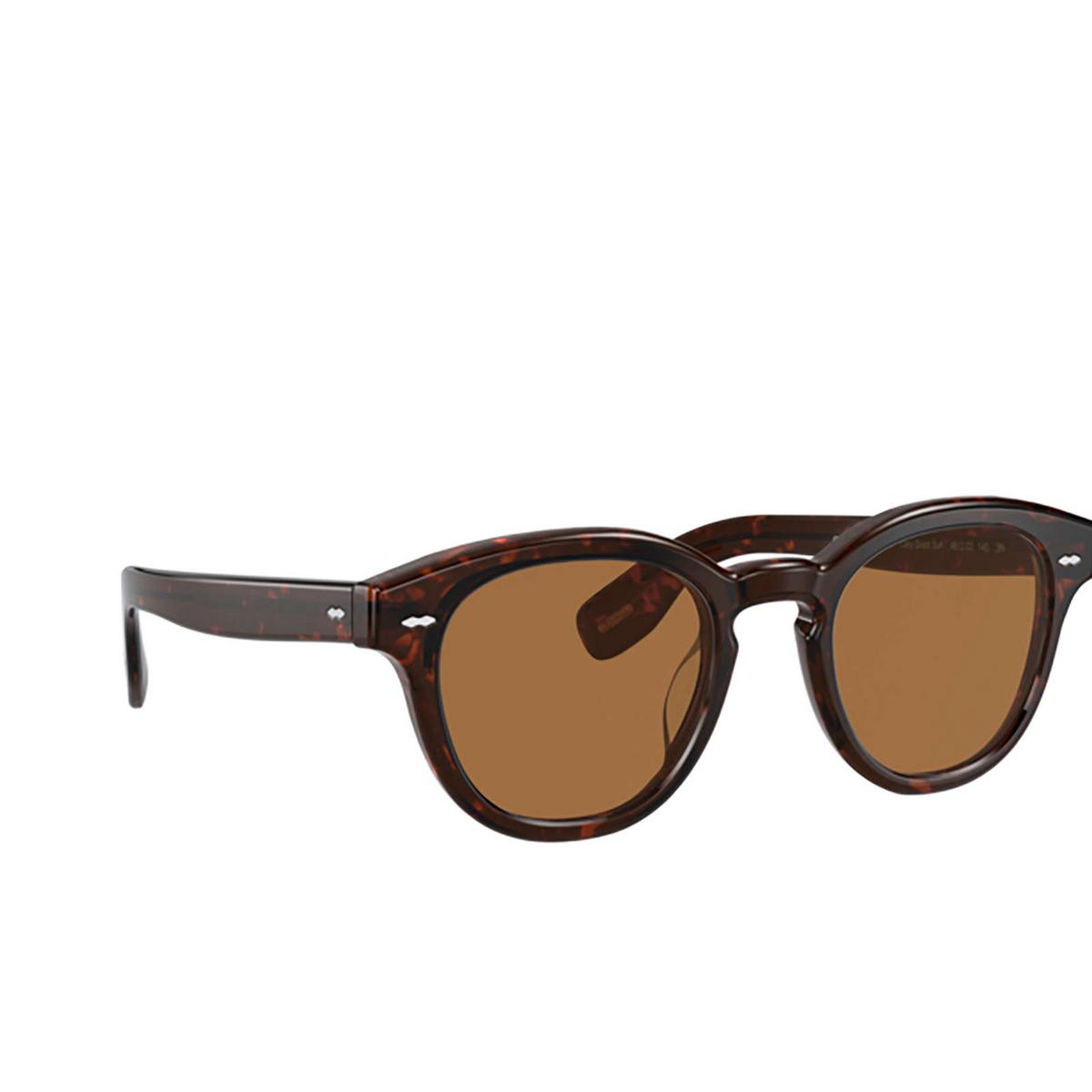 Oliver Peoples® Round Sunglasses: Cary Grant Sun OV5413SU color Dm2 165453.