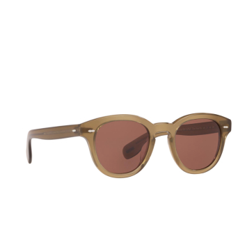 Oliver Peoples® Square Sunglasses: Cary Grant Sun OV5413SU color Dusty Olive 1678C5.