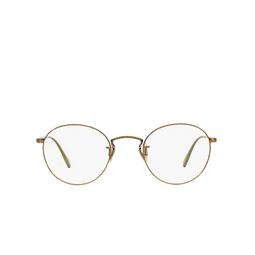 Oliver Peoples® Eyeglasses: Coleridge OV1186 color Antique Gold 5039.