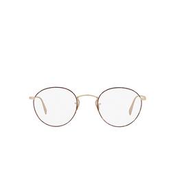 Oliver Peoples® Eyeglasses: Coleridge OV1186 color Soft Gold / Amber Dtbk Foil 5295.