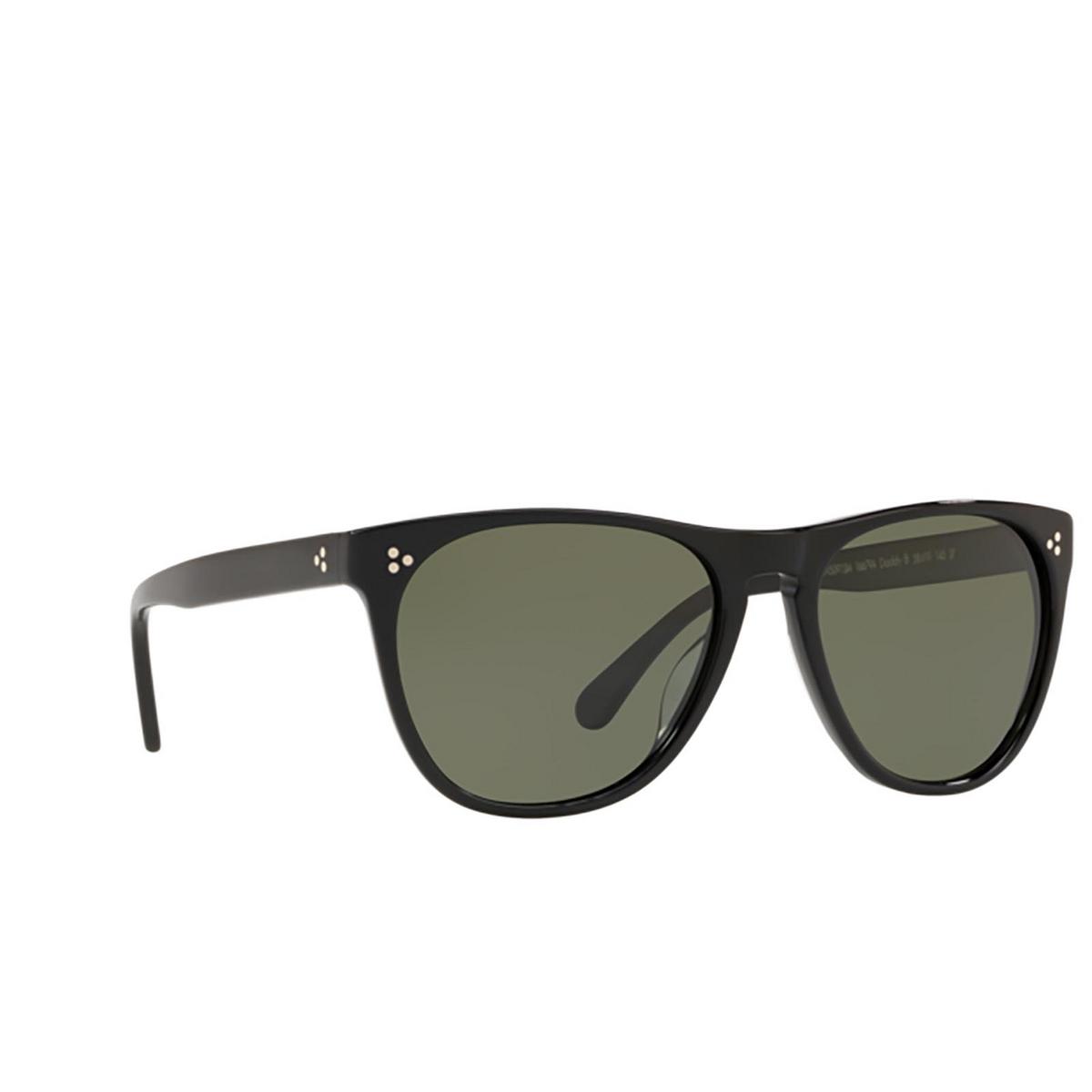 Oliver Peoples® Square Sunglasses: Daddy B. OV5091SM color Black 16679A.