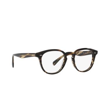 Oliver Peoples® Square Eyeglasses: Desmon OV5454U color Cocobolo 1003.