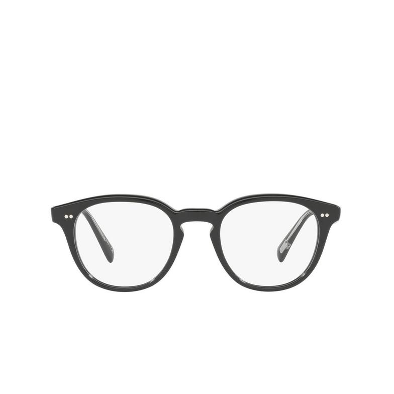 Oliver Peoples® Square Eyeglasses: Desmon OV5454U color Black 1492.