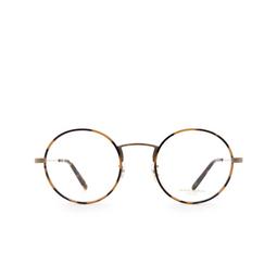 Oliver Peoples® Eyeglasses: Ellerby OV1250T color Tortoise / Antique Gold 5284.
