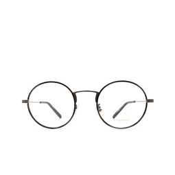 Oliver Peoples® Eyeglasses: Ellerby OV1250T color Black Horn / New Antique Pewter 5289.