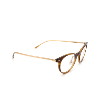 Oliver Peoples® Round Eyeglasses: Elyo OV5383 color Raintree 1011.
