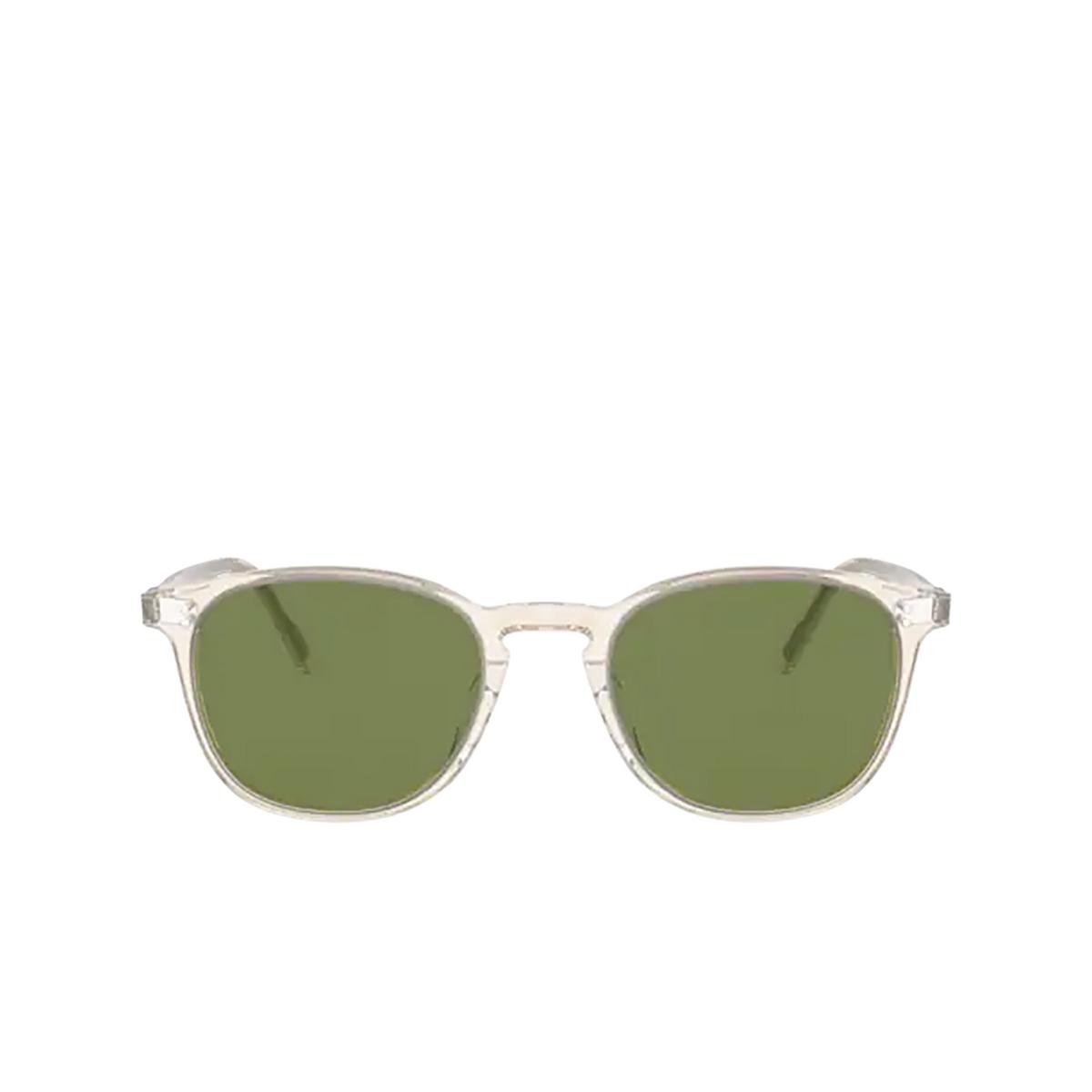 Oliver Peoples® Square Sunglasses: Finley Vintage Sun OV5397SU color Buff 109452.