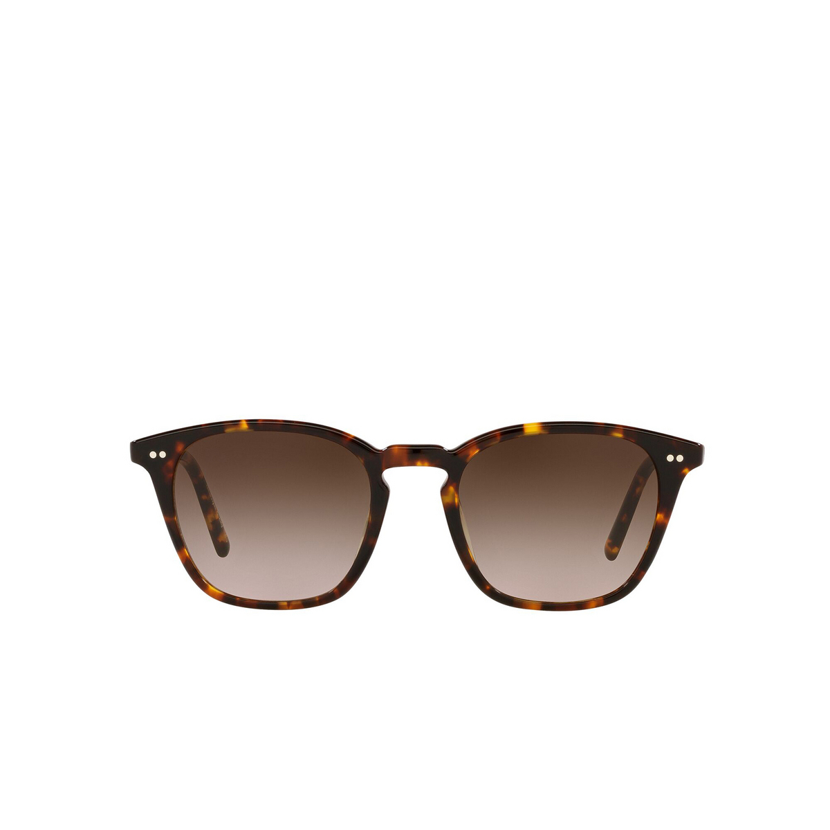 Oliver Peoples® Square Sunglasses: Frère Ny OV5462SU color Dm2 165413 - front view.