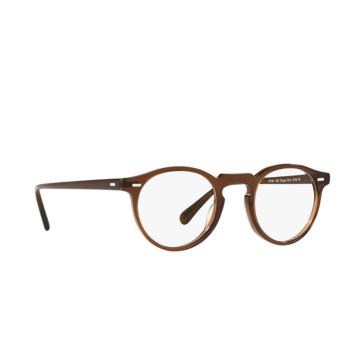 Oliver Peoples® Round Eyeglasses: Gregory Peck OV5186 color Espresso 1625.