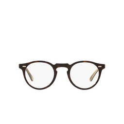 Oliver Peoples® Eyeglasses: Gregory Peck OV5186 color 362 / Horn 1666.