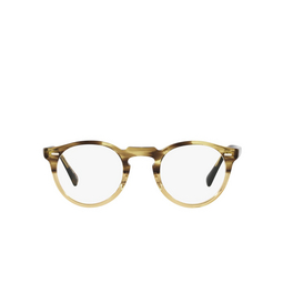Oliver Peoples® Eyeglasses: Gregory Peck OV5186 color Canarywood Gradient 1703.