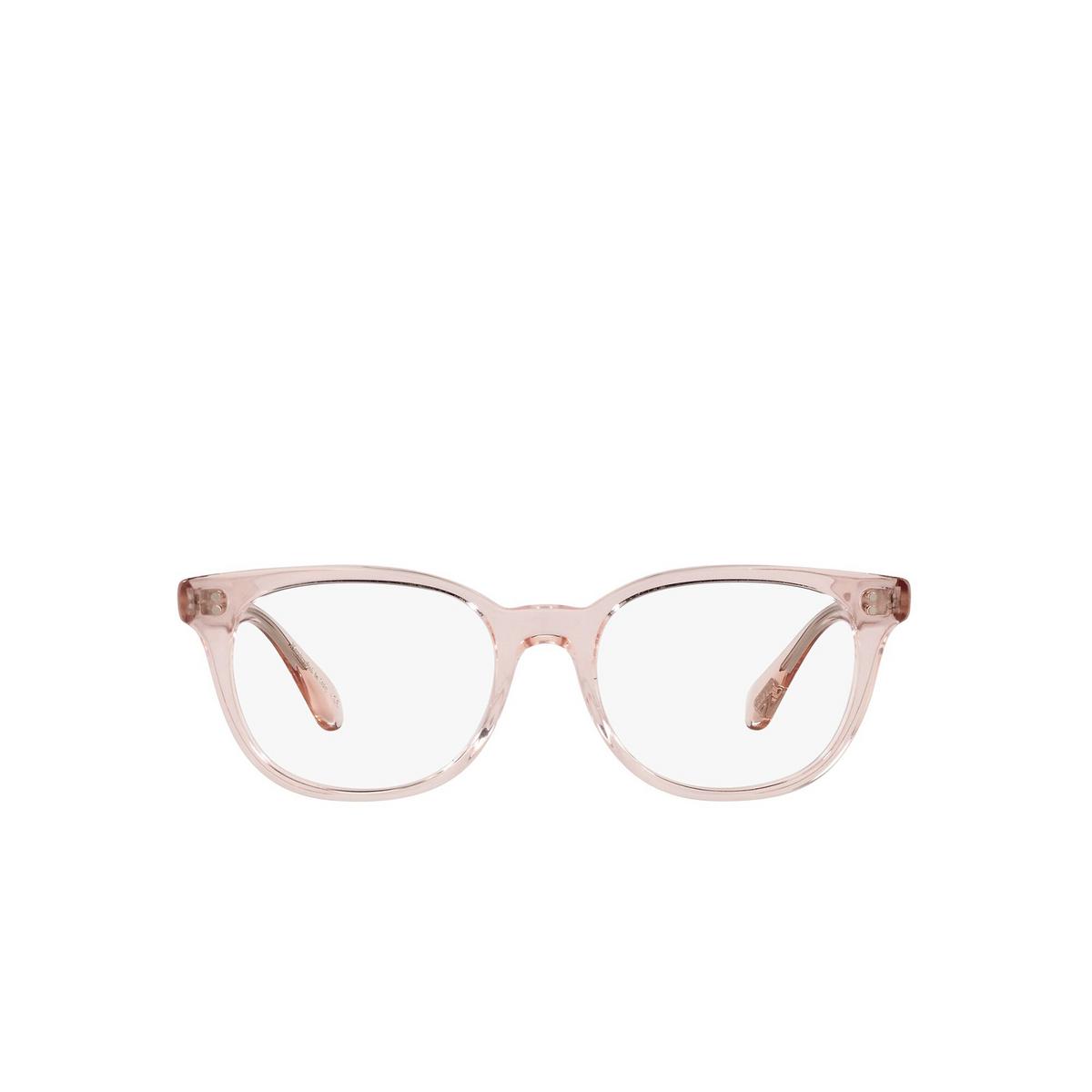 Oliver Peoples® Cat-eye Eyeglasses: Hildie OV5457U color Silk 1652 - front view.