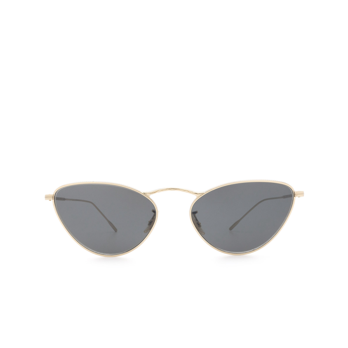 Oliver Peoples® Cat-eye Sunglasses: Lelaina OV1239S color 5035R5.