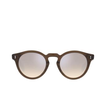 Oliver Peoples® Round Sunglasses: Martineaux OV5450SU color Espresso 162532.
