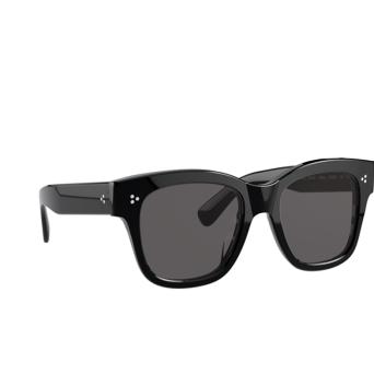 Oliver Peoples® Square Sunglasses: Melery OV5442SU color Black 100581.