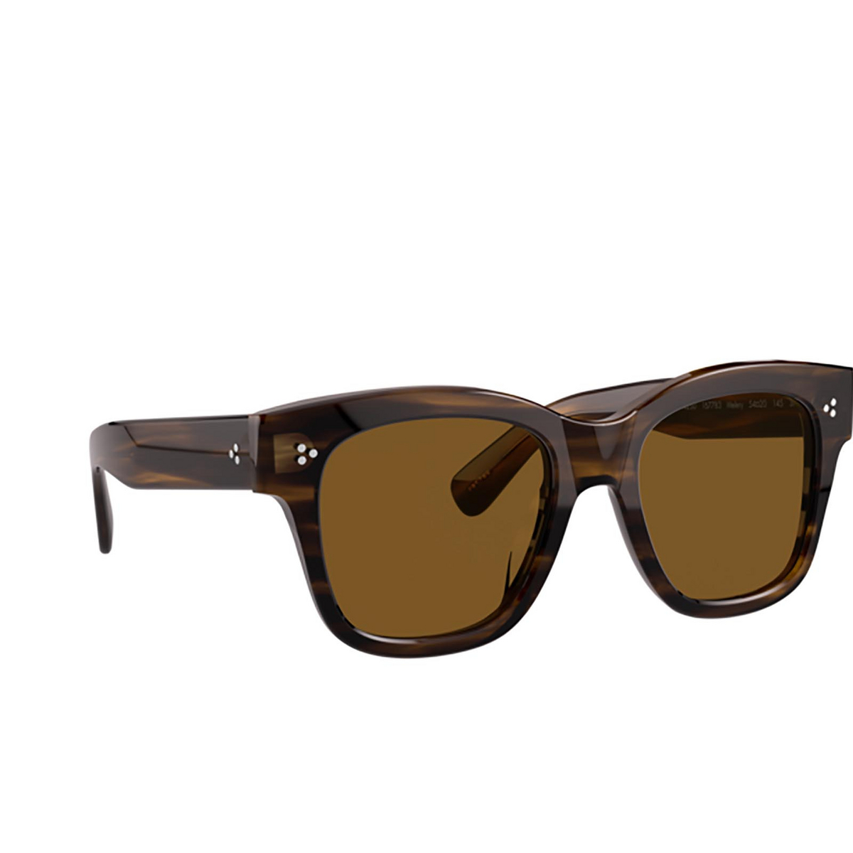 Oliver Peoples® Square Sunglasses: Melery OV5442SU color Bark 167783.