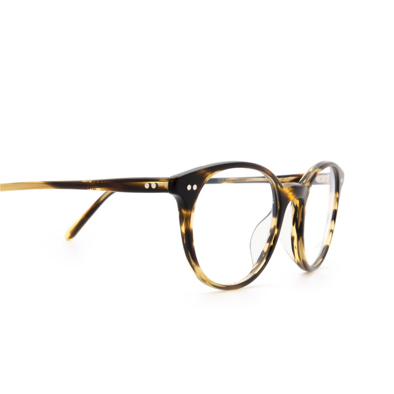 Oliver Peoples® Round Eyeglasses: Mikett OV5429U color Cocobolo 1003.