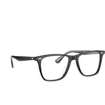Oliver Peoples® Square Eyeglasses: Ollis OV5437U color Black 1005.