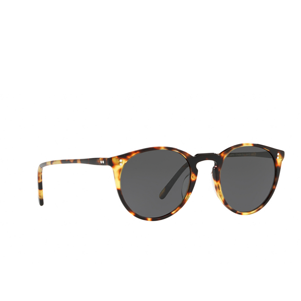 Oliver Peoples® Round Sunglasses: O'malley Sun OV5183S color Vintage Dtb 1407P2.