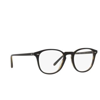 Oliver Peoples® Square Eyeglasses: OV5414U color Semi Matte Black / Olive Tortoise 1453.