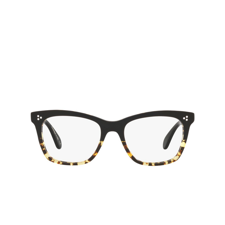 Oliver Peoples® Butterfly Eyeglasses: Penney OV5375U color Black / Dtbk Gradient 1178.