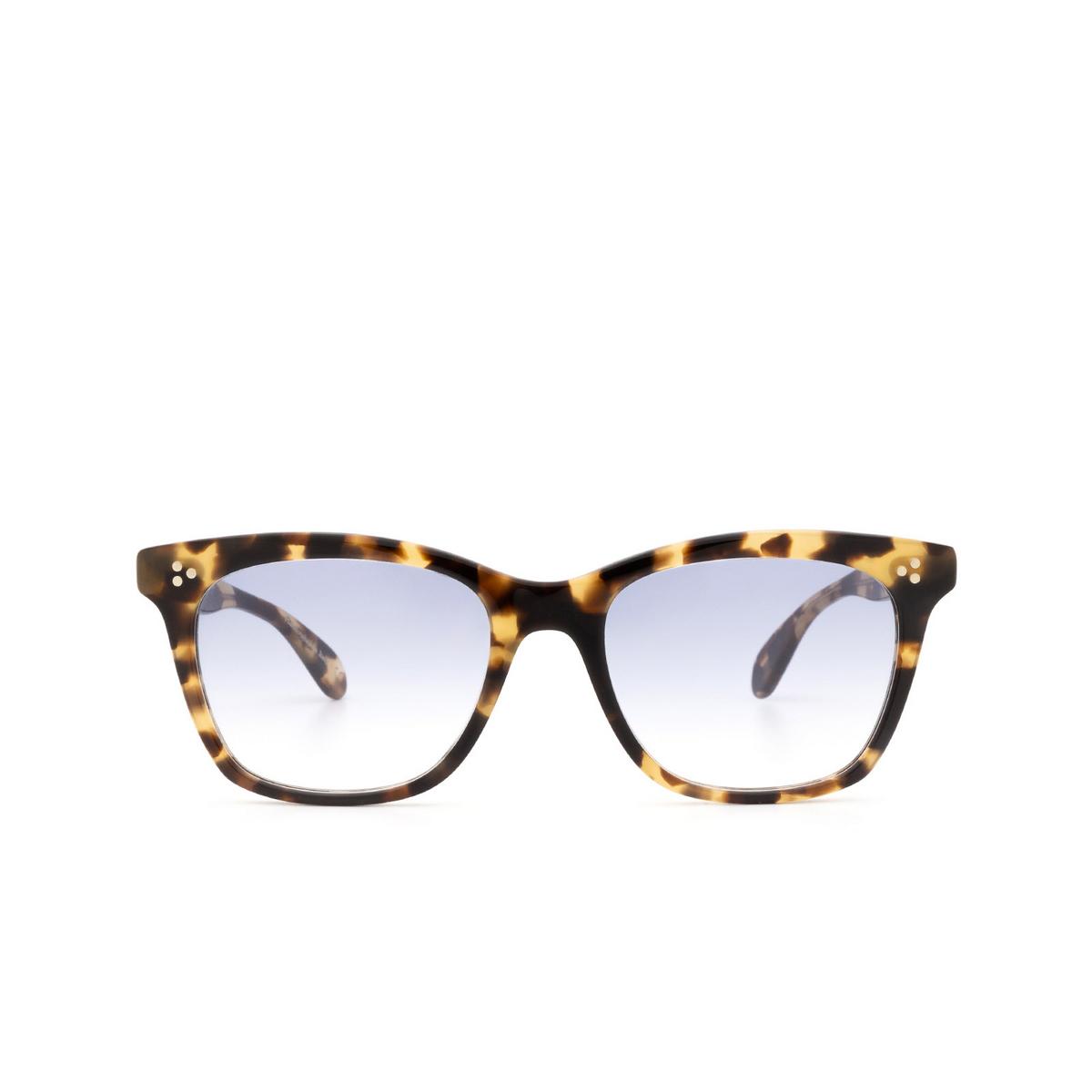 Oliver Peoples® Square Eyeglasses: Penney OV5375U color Hickory Tortoise 1550.