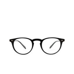 Oliver Peoples® Eyeglasses: Riley-r OV5004 color Black 1005.