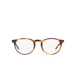 Oliver Peoples® Eyeglasses: Riley-r OV5004 color Dark Mahogany (dm) 1007.