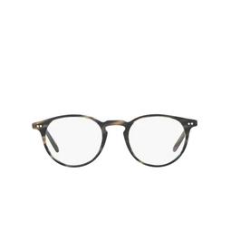 Oliver Peoples® Eyeglasses: Ryerson OV5362U color Semi Matte Blue Cocobolo 1614.