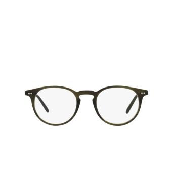 Oliver Peoples® Round Eyeglasses: Ryerson OV5362U color Emerald Bark 1680.