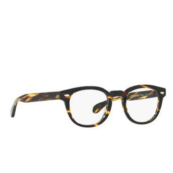 Oliver Peoples® Square Eyeglasses: Sheldrake OV5036 color Cocobolo 1003L.