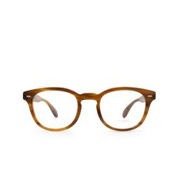 Oliver Peoples® Eyeglasses: Sheldrake OV5036 color Semi Matte Dark Mahogany 1552.