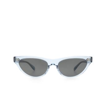 Oliver Peoples® Cat-eye Sunglasses: Zasia OV5379SU color Light Denim Blue 1655R5.