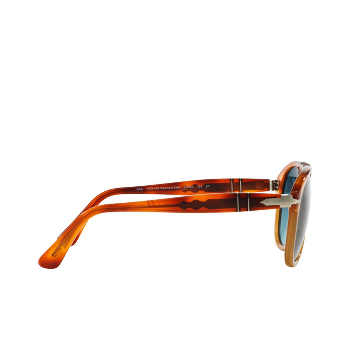 Persol® Aviator Sunglasses: PO0649 color Resina E Sale 1025S3.
