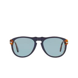 Persol® Sunglasses: PO0649 color Blue Prince Of Wales & Havana 10903R.