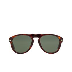 Persol® Sunglasses: PO0649 color Havana 24/31.