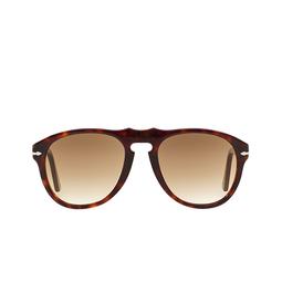 Persol® Sunglasses: PO0649 color Havana 24/51.