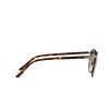 Persol® Round Sunglasses: PO2422SJ color Matte Brown 992/51 - product thumbnail 3/3.