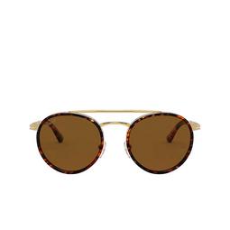 Persol® Sunglasses: PO2467S color Gold & Havana 107657.