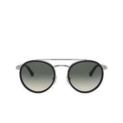 Persol® Sunglasses: PO2467S color Silver & Black 518/71.
