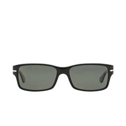 Persol® Rectangle Sunglasses: PO2803S color Black 95/58.