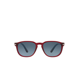 Persol® Sunglasses: PO3019S color Transparent Red 126/Q8.