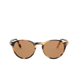 Persol® Sunglasses: PO3092SM color Striped Honey 112353.