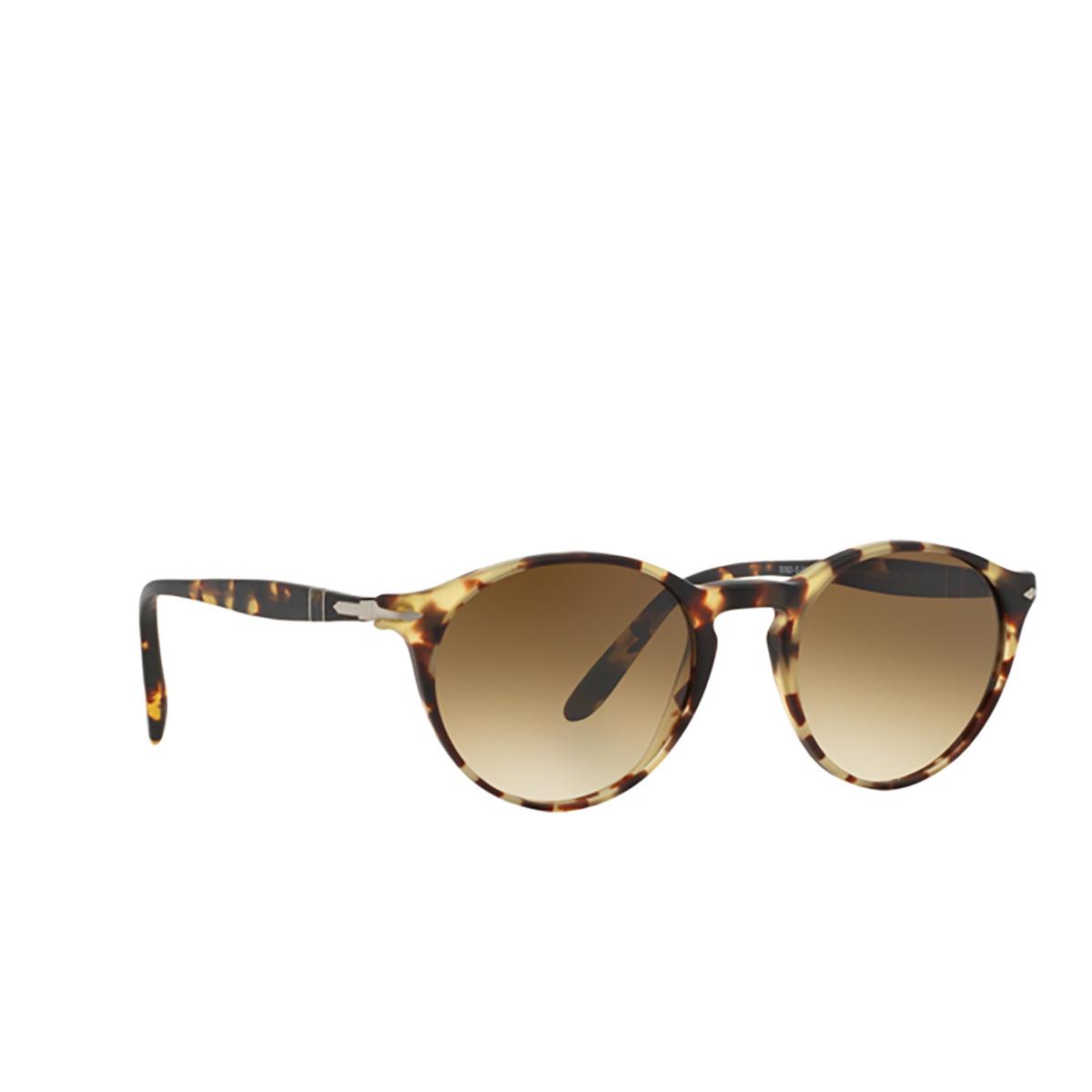 Persol® Round Sunglasses: PO3092SM color Tabacco Virginia 900551.