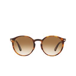 Persol® Sunglasses: PO3171S color Coffee 108/51.