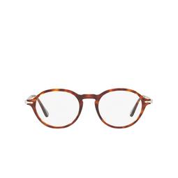 Persol® Eyeglasses: PO3180V color Havana 24.