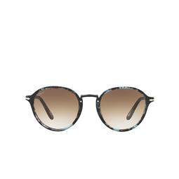 Persol® Sunglasses: PO3184S color Blue & Dark Grey Tortoise 106251.