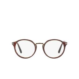 Persol® Eyeglasses: PO3185V color Brown Prince Of Wales & Havana 1091.